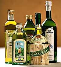 olivolja per dag