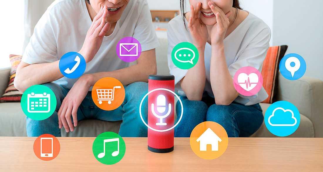 Smartboxen gör som du säger. De digitala assistenter som nu lanseras i Sverige kan styra all möjlig elektronik i hemmet – på ditt röstkommando.