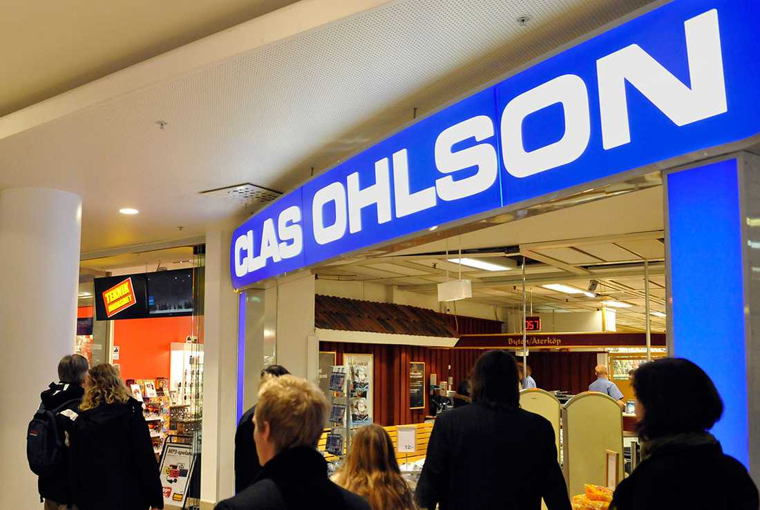 Clas Ohlson är en av Mathems ägare.
