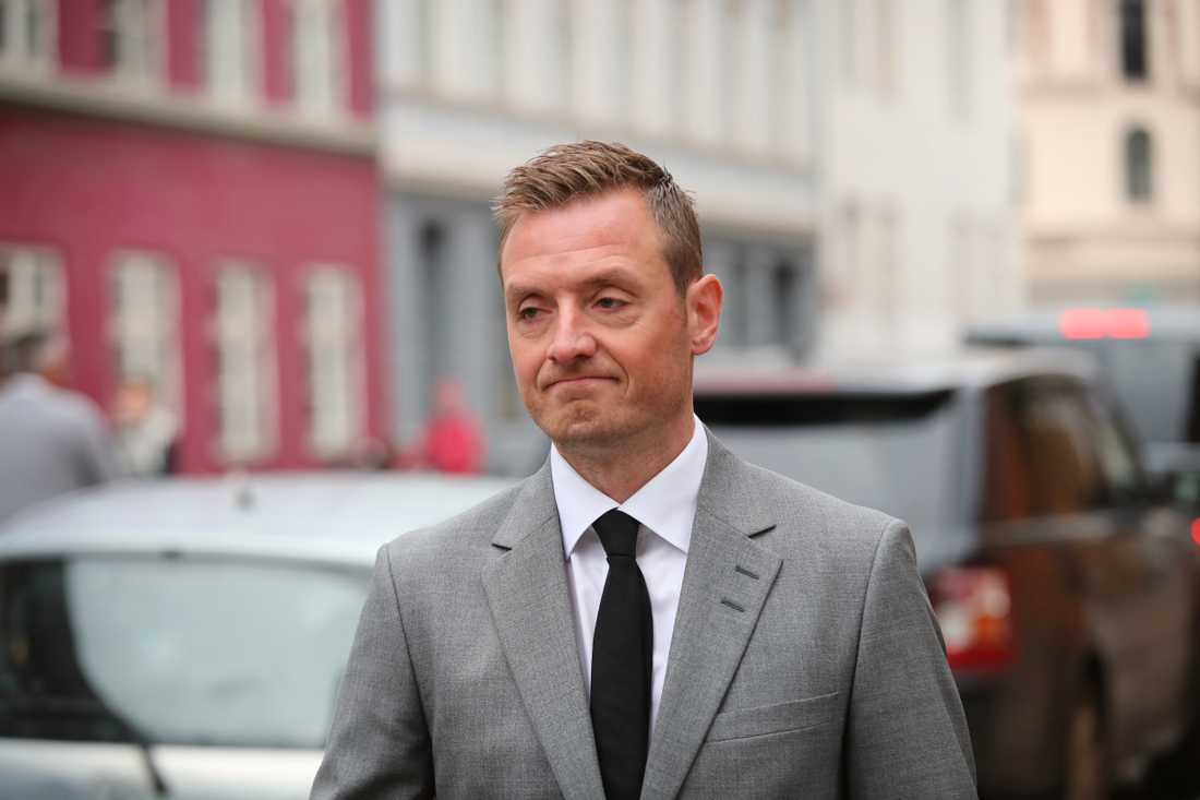 Åklagare Kristian Kirk.