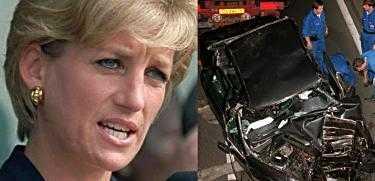VÄNTADE SITT TREDJE BARN? En fransk poliskälla uppger att prinsessan Diana gravid när hon dog i bilkraschen i Paris. Uppgiften ska ha tystats ner för att skona hennes familj.