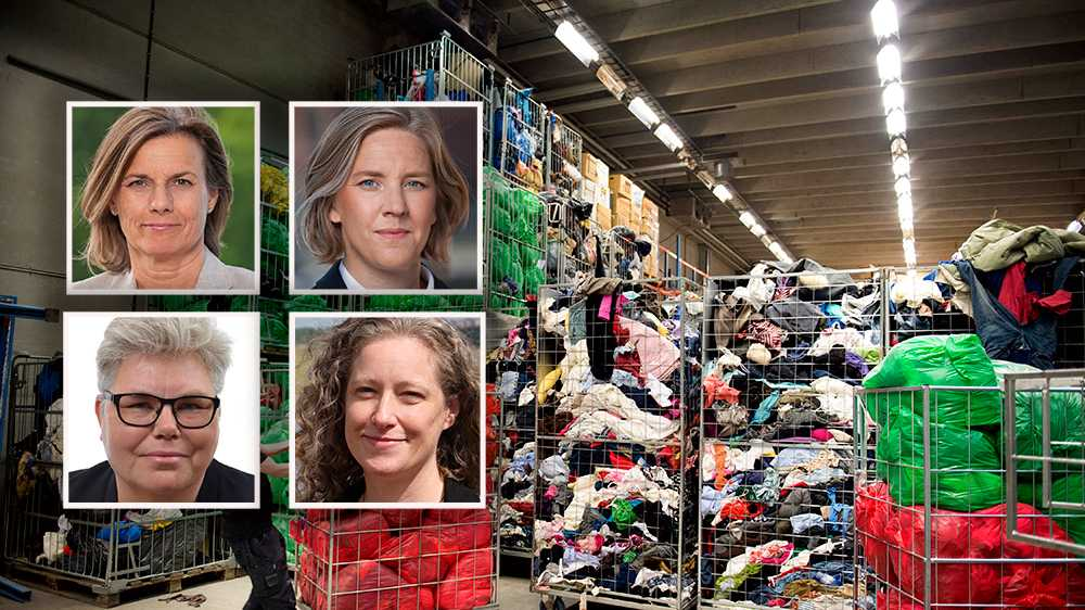 När ekonomin ska återstarta efter den akuta krisen måste vi ändra vårt levnadssätt. Cirkulär ekonomi måste bli den nya politiska plånboksfrågan och detta kan bli en ny paradgren för svensk industri, skriver debattörerna.