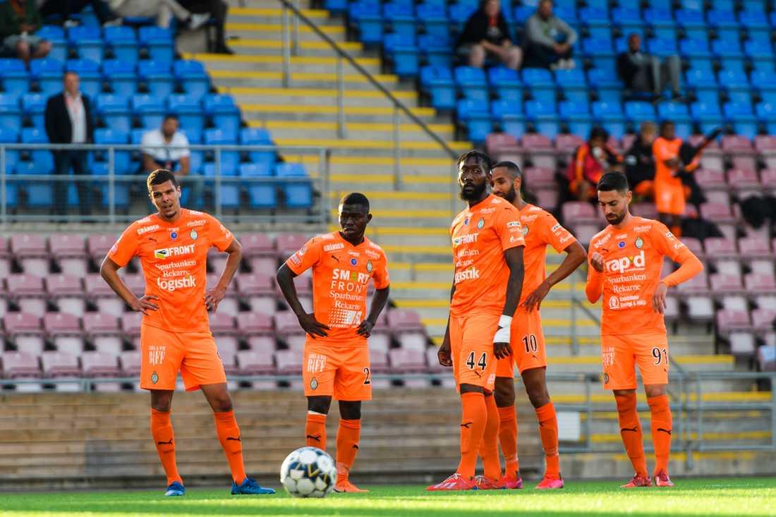AFC Eskilstuna uttrycker en stark oro inför mötet med coronadrabbade Umeå.