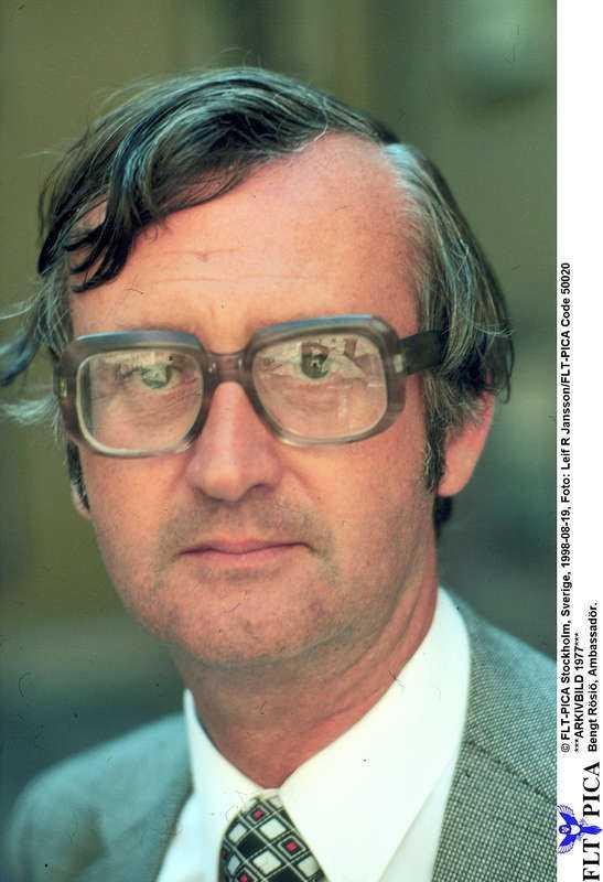 Bengt Rösiö har utrett Dag Hammarskjölds död.