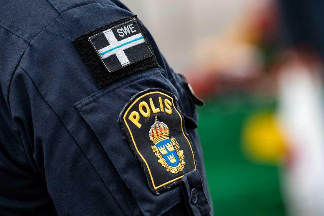 I en stor gemensam polisinsats inom ramen för Europol har flera misstänkt kriminella personer frihetsberövats. Arkivbild.