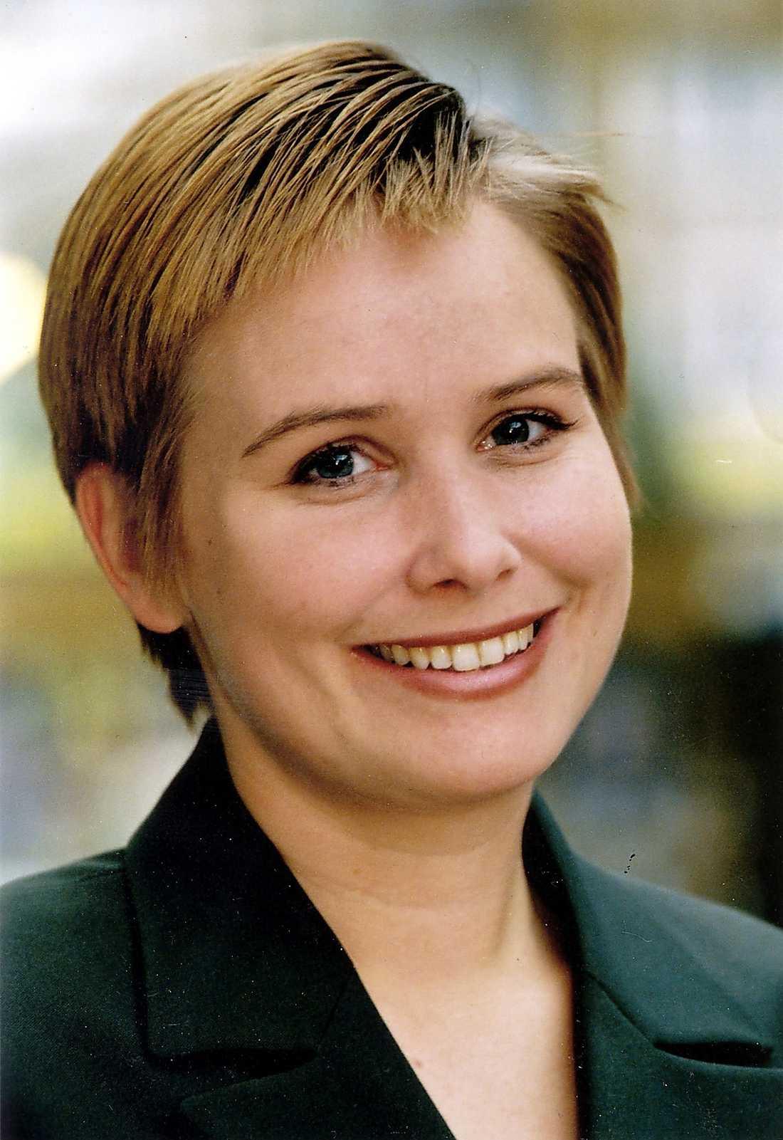 Nina Wadensjö.