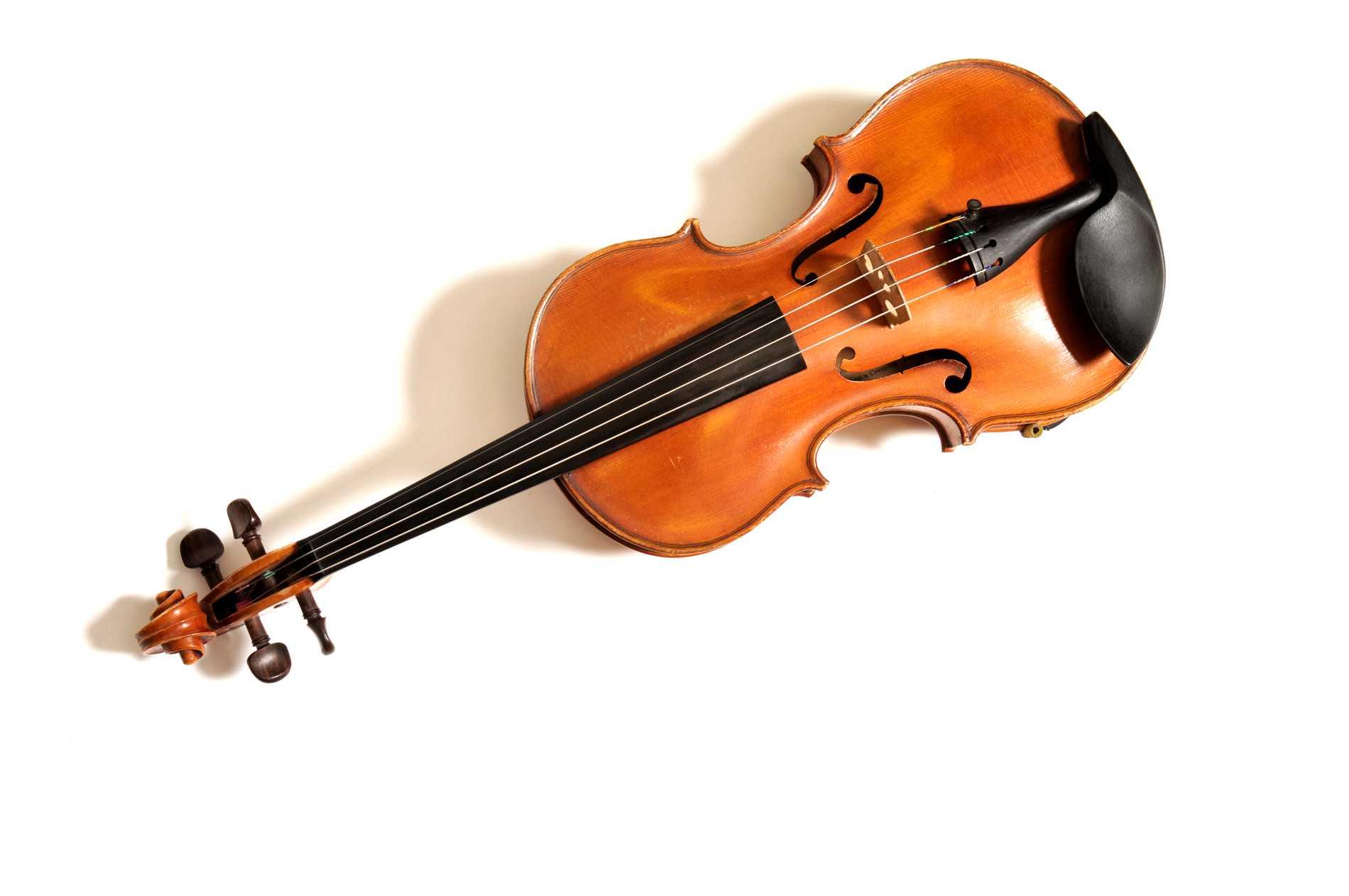 En fiol. Arkivbild.