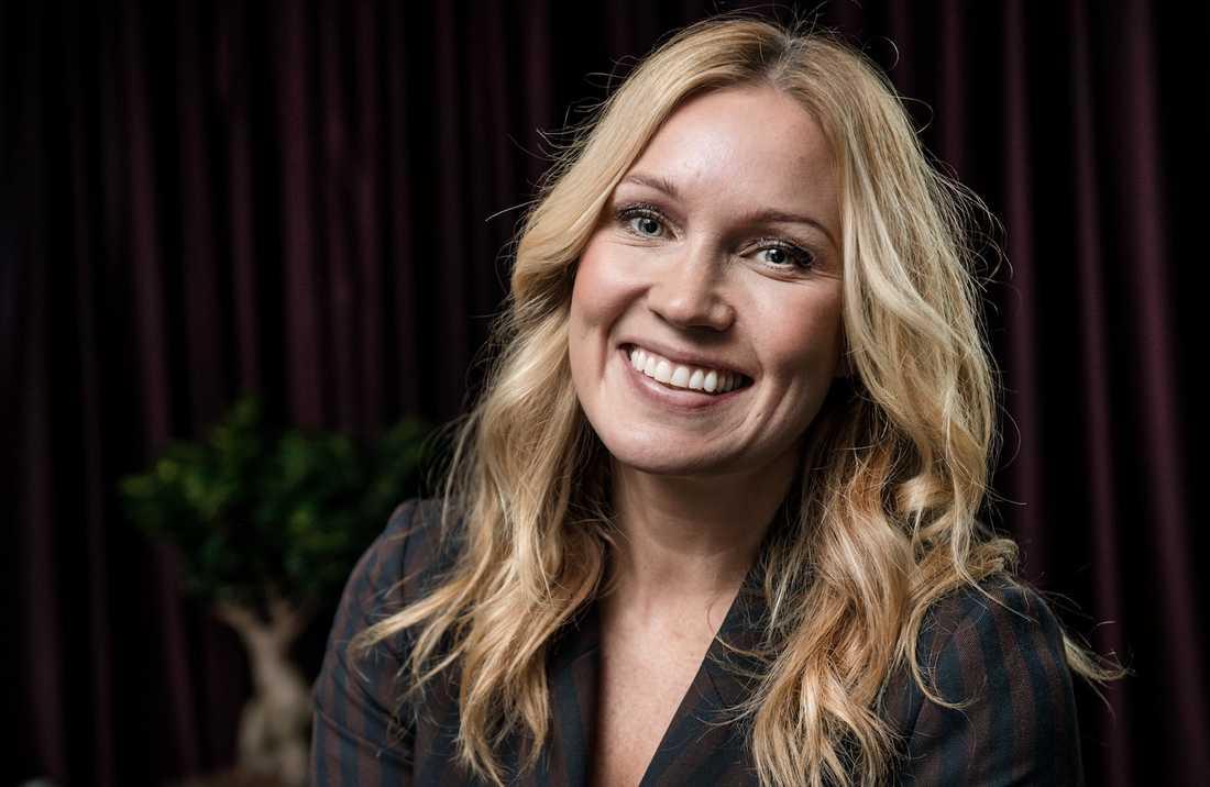 Jessica Almenäs fina hyllning av åldrandet på Instagram   ELLE