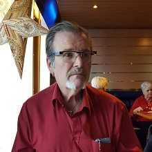 Lars-Ove Blomryd, ordförande PRO Trollhättan Södra.