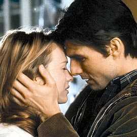 """FLER SOM KYSST CRUISE Renée Zellweger i """"Jerry Maguire""""."""