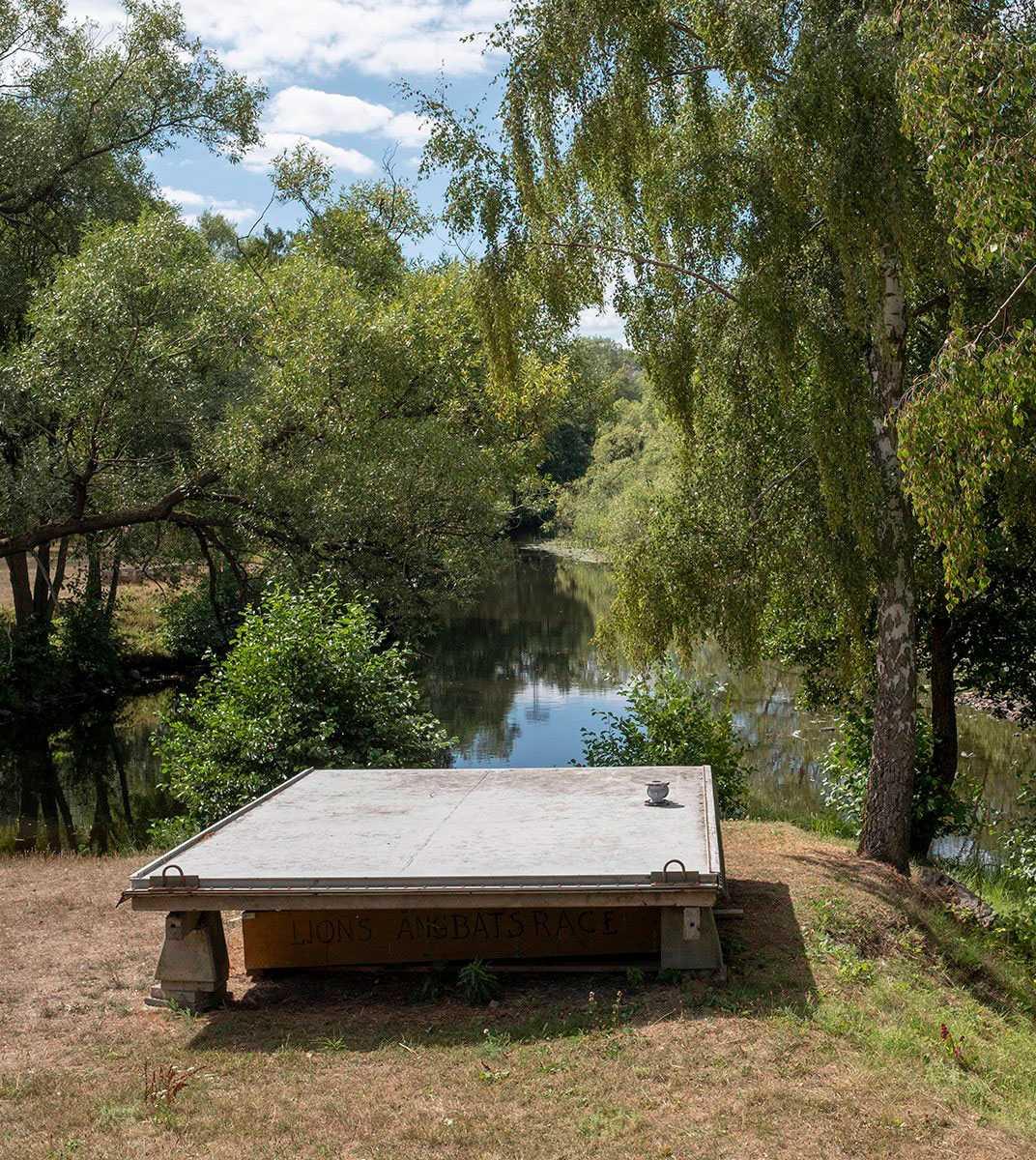"""""""Gica"""" sov oftast i den här parken i Huskvarna."""
