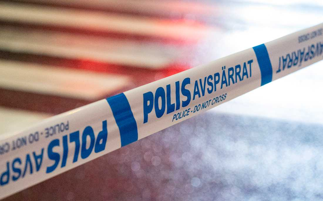 Ett område vid Första Långgatan i Göteborg spärrades av medan ett föremål på platsen undersöktes av det nationella bombskyddet. Arkivbild.