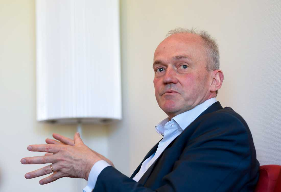 Joakim Stymne, SCB:s generaldirektör.