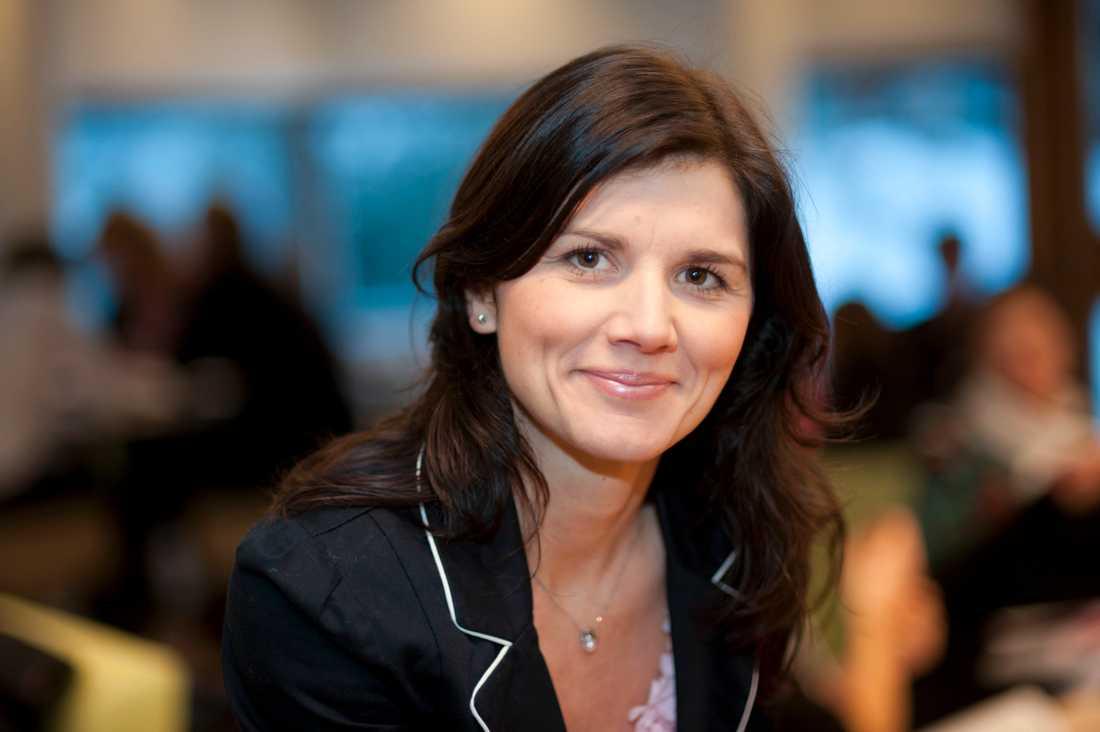 Statsvetare Jenny Madestam tror SCB-mätningen kan förstärka partilinjer. Arkivbild.