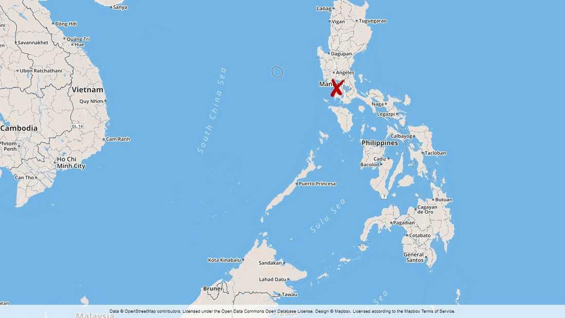 Sju personer har omkommit i en flygkrasch i Filippinerna.