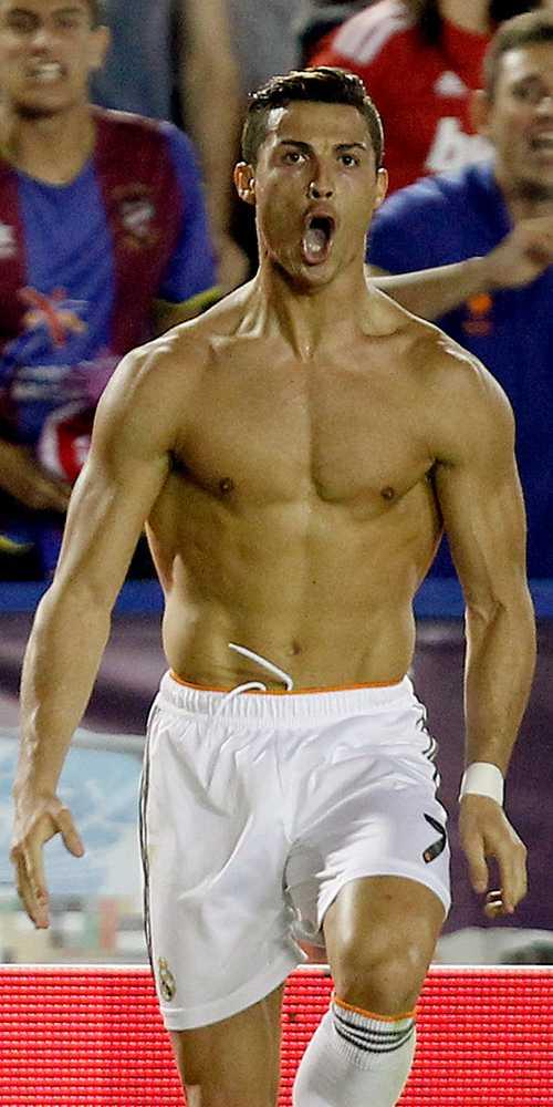 Så fick Ronaldo sin superkropp | Aftonbladet