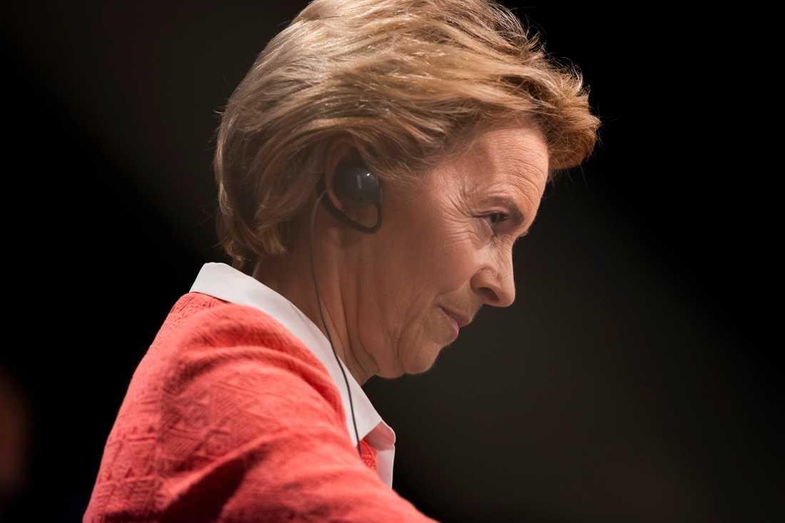 Tyska Ursula von der Leyen behöver sannolikt hitta ersättare för sina tilltänkta EU-kommissionärer från Rumänien och Ungern. Arkivbild.