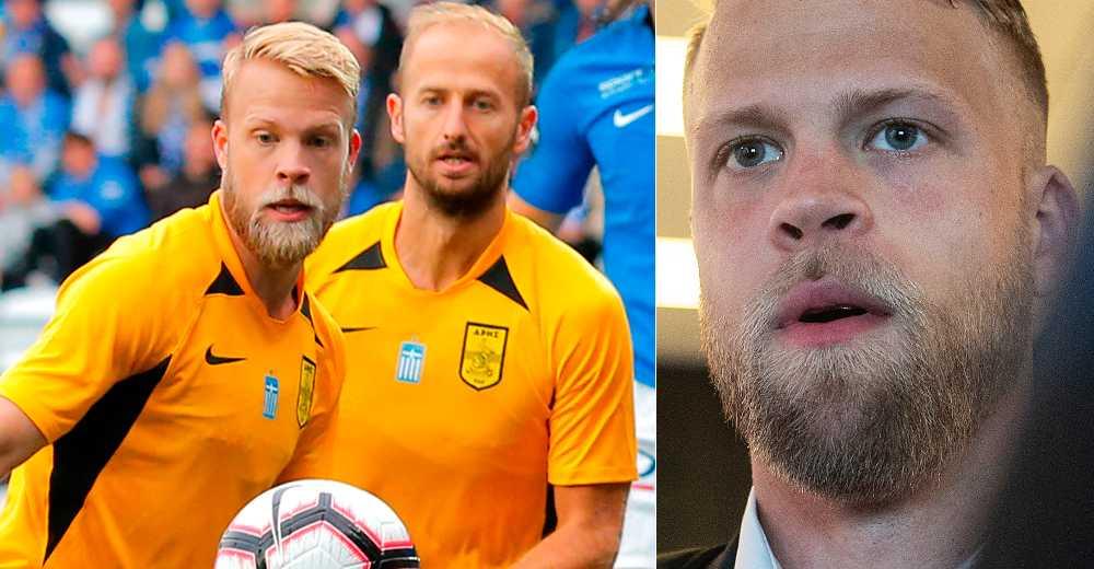 Daniel Sundgren.