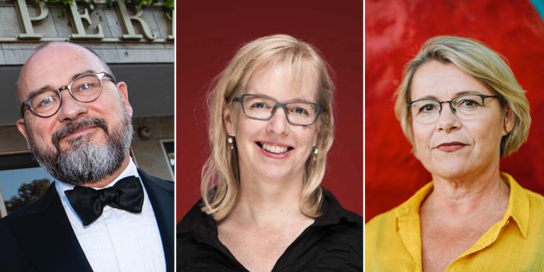 Michael Bojesen, Maria Frej, Gitte Ørskou