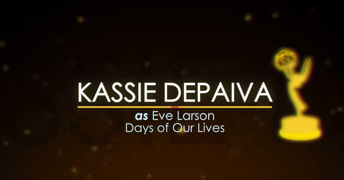 Kassie har flera gånger blivit nominerad på Daytime Emmys.