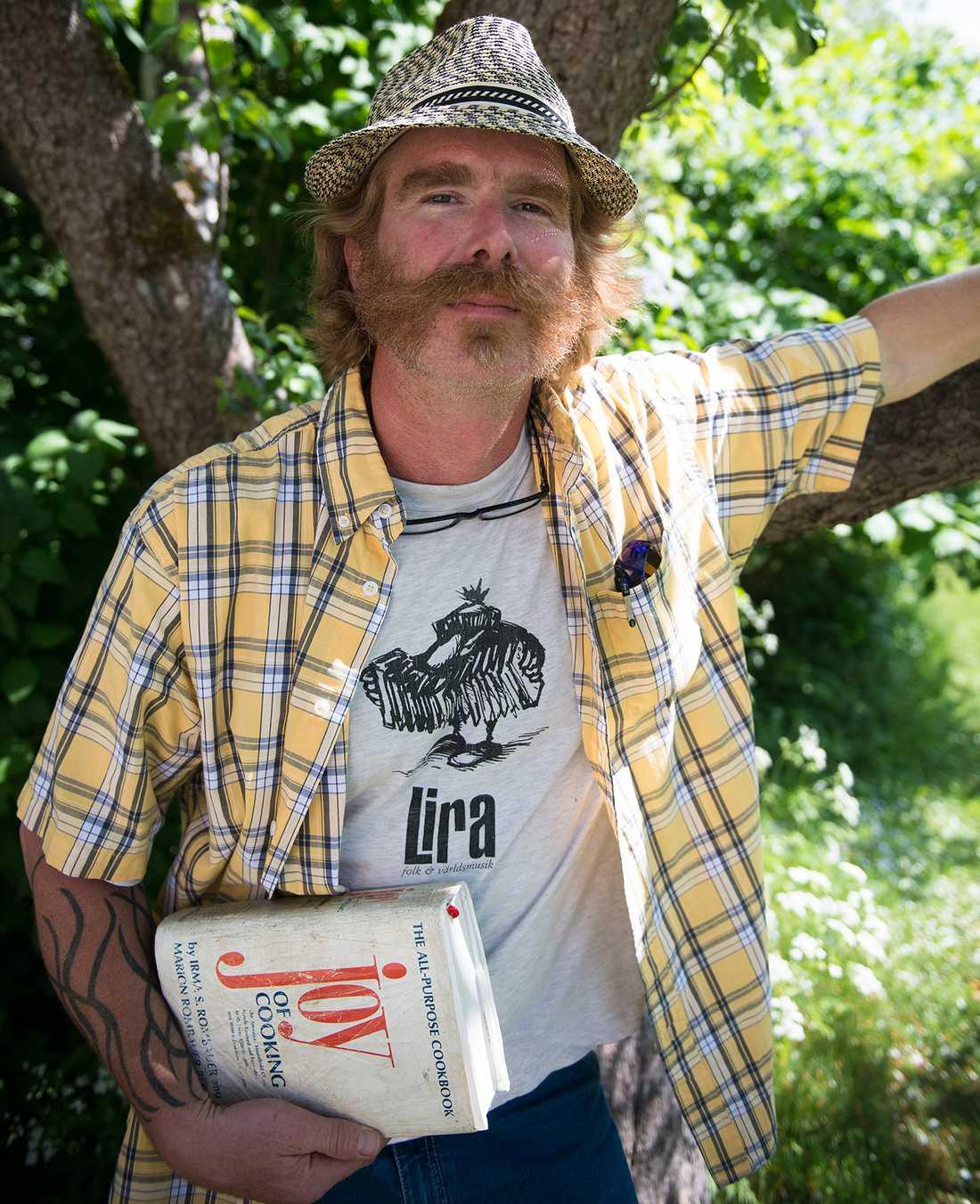 John T Stenson, 41.