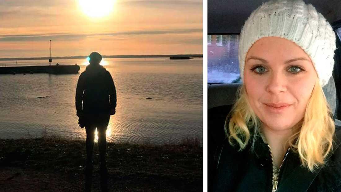 """""""Det borde finnas fler ensamstående föräldrar som är i samma situation"""", säger ensamstående trebarnsmamman Madeléne Månsson som saknar vuxet sällskap."""