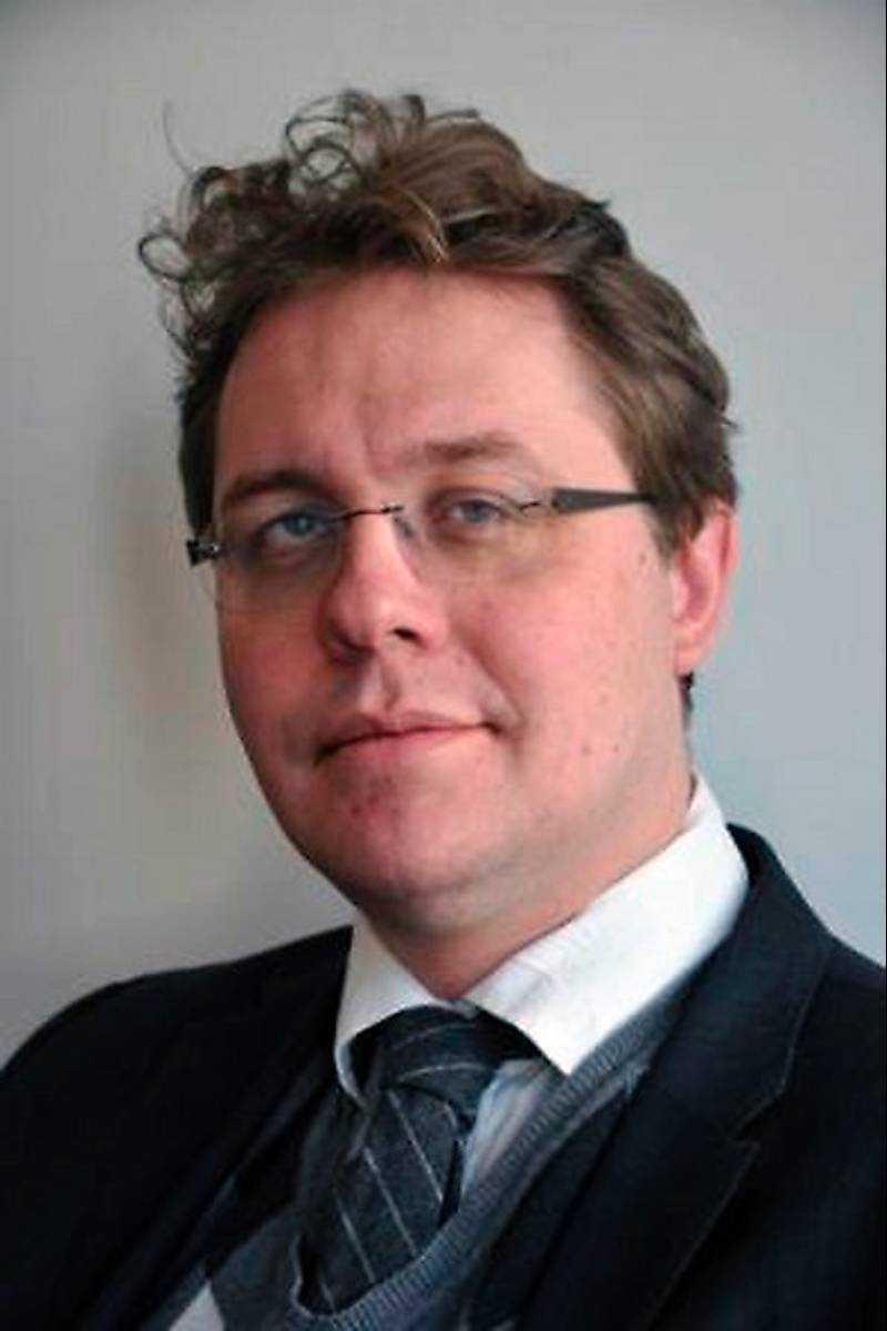 EU:s Pierre Schellekens.