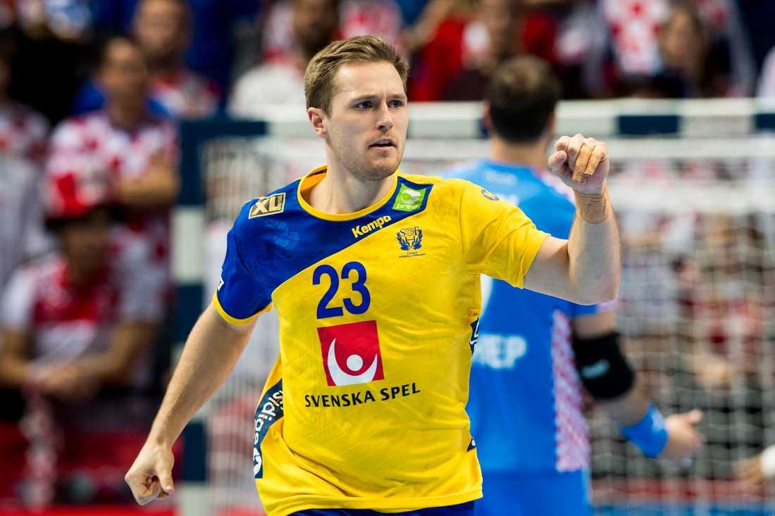 Albin Lagergren är populärast – och skyggast.