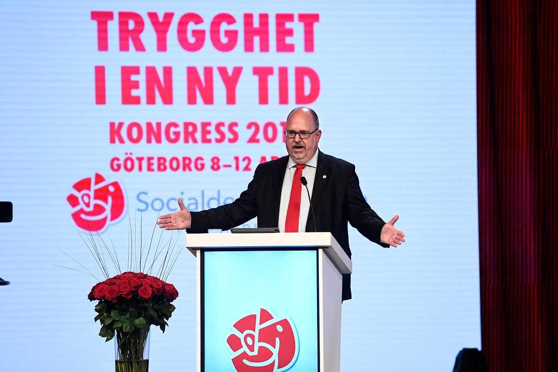 Karl Petter Thorvaldsson