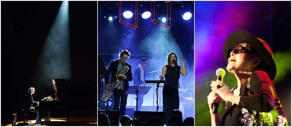 Tio nordiska festivaler under en dryg månad.