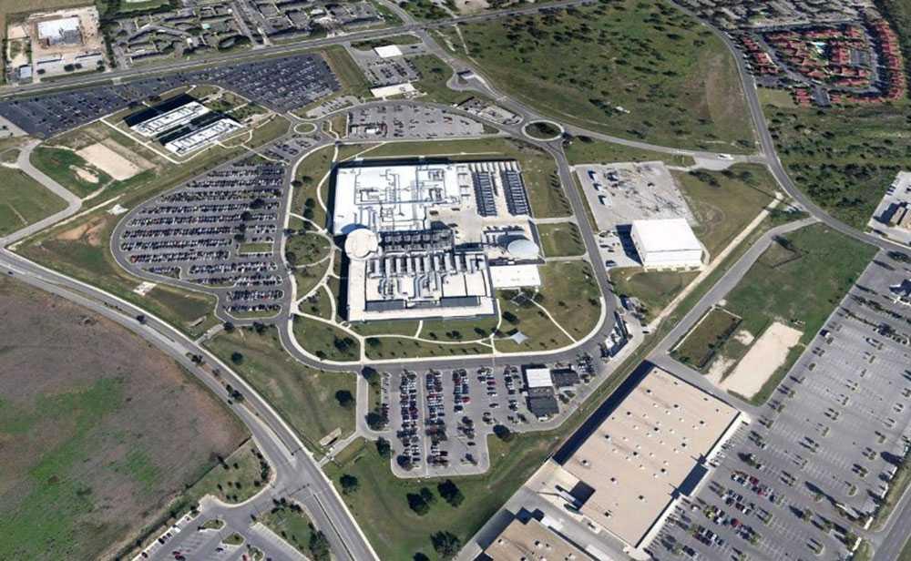 Flygbasen Lacland i San Antonio, Texas, där NSA har lokaler.