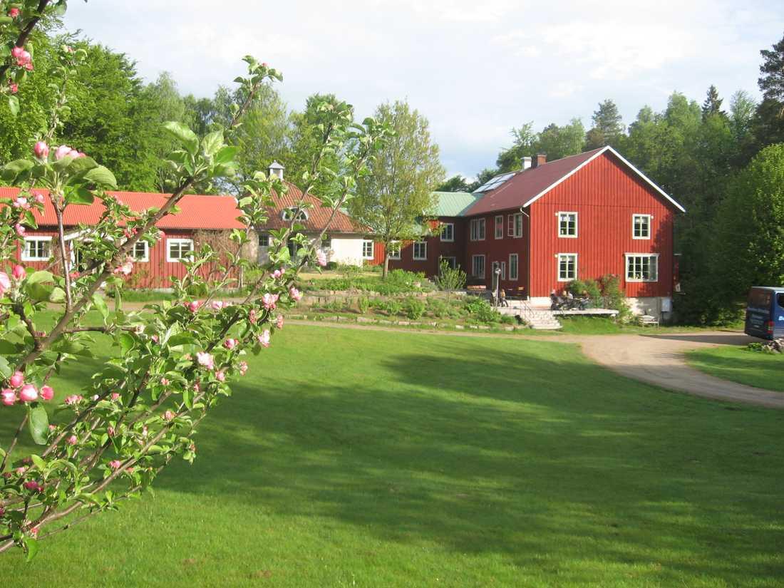 STF Bråtadal Svartrå i Halland vann pris för Årets natur- och kulturupplevelse.