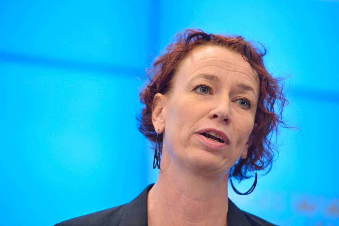 Christina Höj Larsen (V). Arkivbild.