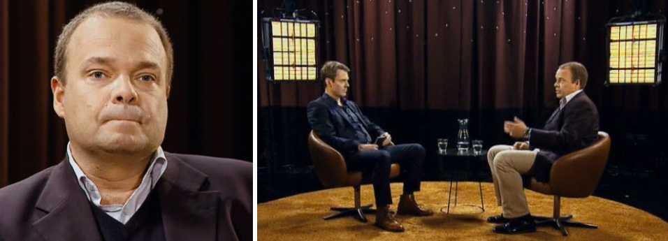 """""""Min sanning"""" med Sven Otto Littorin."""