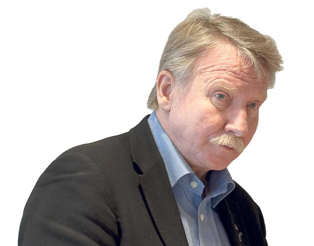 Ilmar Reepalu, jagat kommunalråd i Malmö.