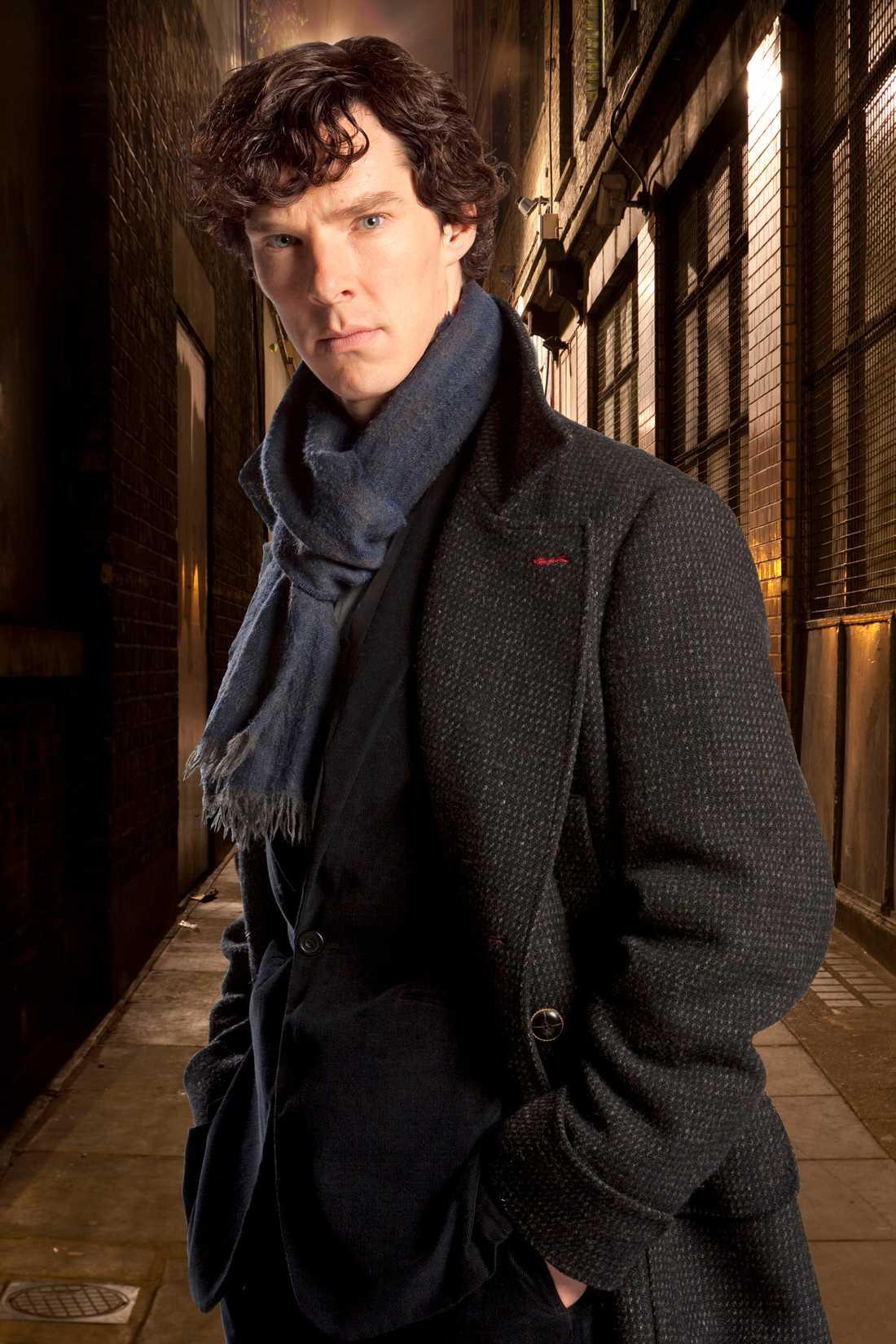 """Under de senaste åren har BBC:s serie """"Sherlock"""" blivit omåttligt populär i hela världen. I serien spelas Holmes av Benedict Cumberbatch."""