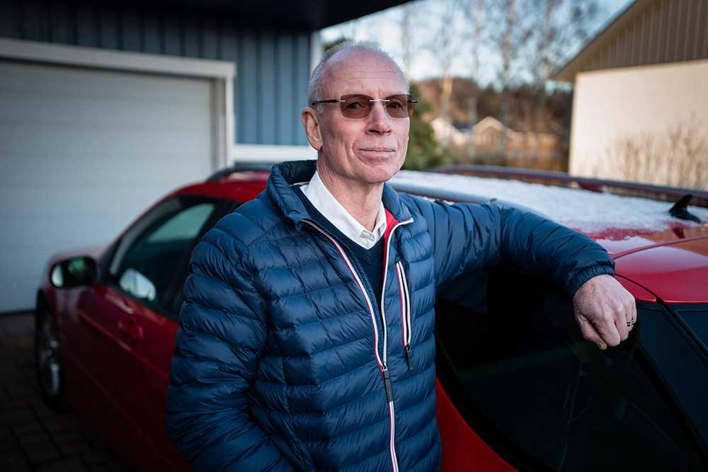 Hans-Christer Hanssons bilköp visade sig vara skuldfälla.