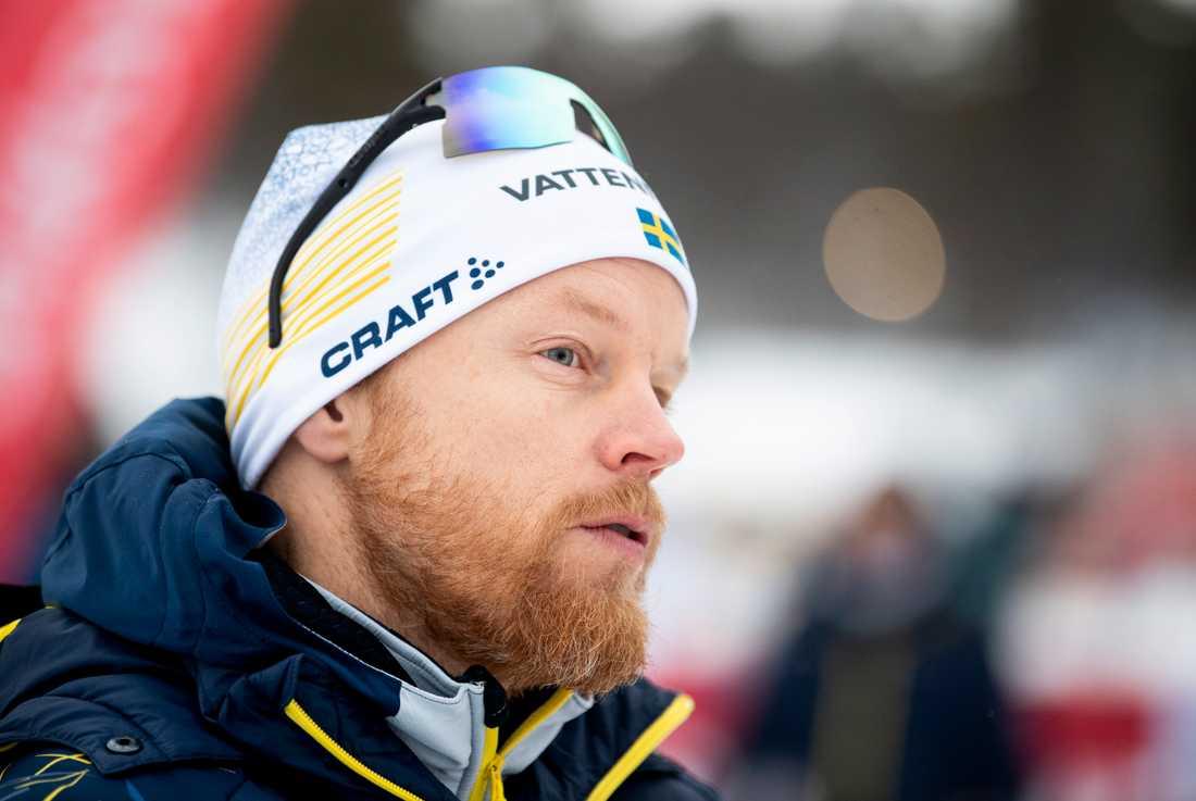 Anders Byström, landslagschef för längdlandslaget.