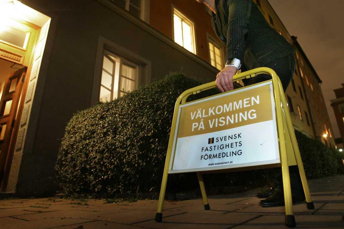 Bostadspriserna fortsätter att stiga i Malmö. Arkivbild.