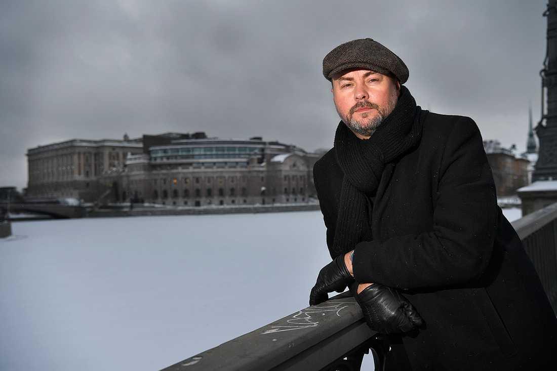 """""""Det är bisarrt att det kan gå till så här i Sverige i dag"""", säger Håkan Sundberg."""