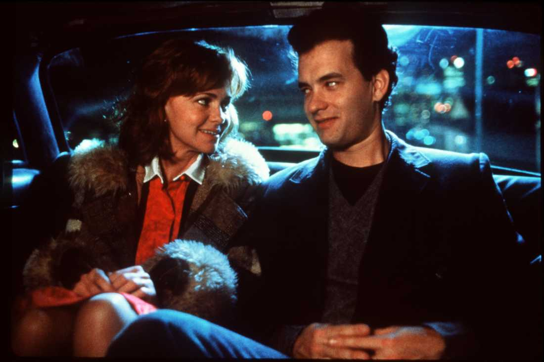 "Sally Field spelade Tom Hanks tjej i filmen ""Punchline""."