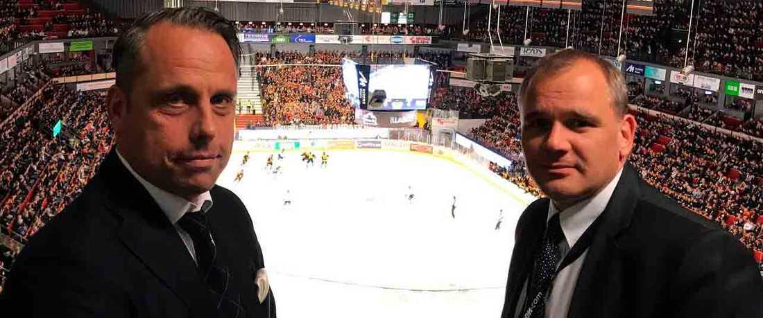 Jörgen Lindgren besviken på Brynäs agerande