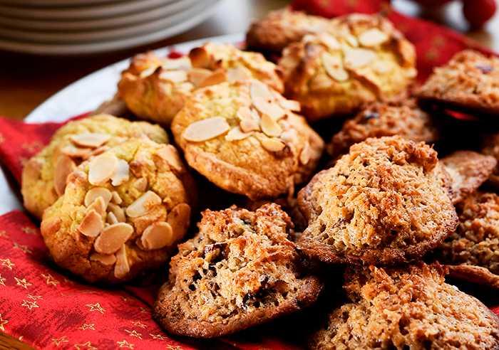 Mumsiga mandelkakor och supergoda kokosdrömmar - alla glutenfria!