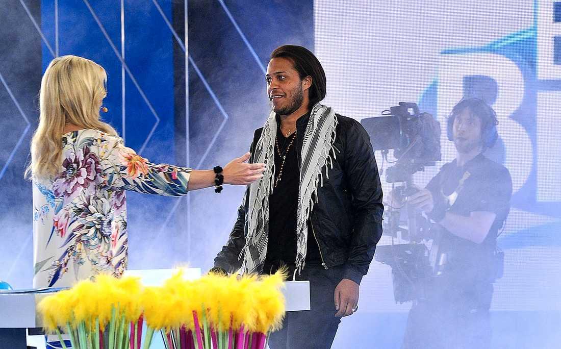 """CHOCKAD Rodney Da Silva har blivit en av de stora profilerna i """"Big brother"""", men i går blev han utröstad. Efter livesändningen anklagade han TV4:s produktion för fusk."""