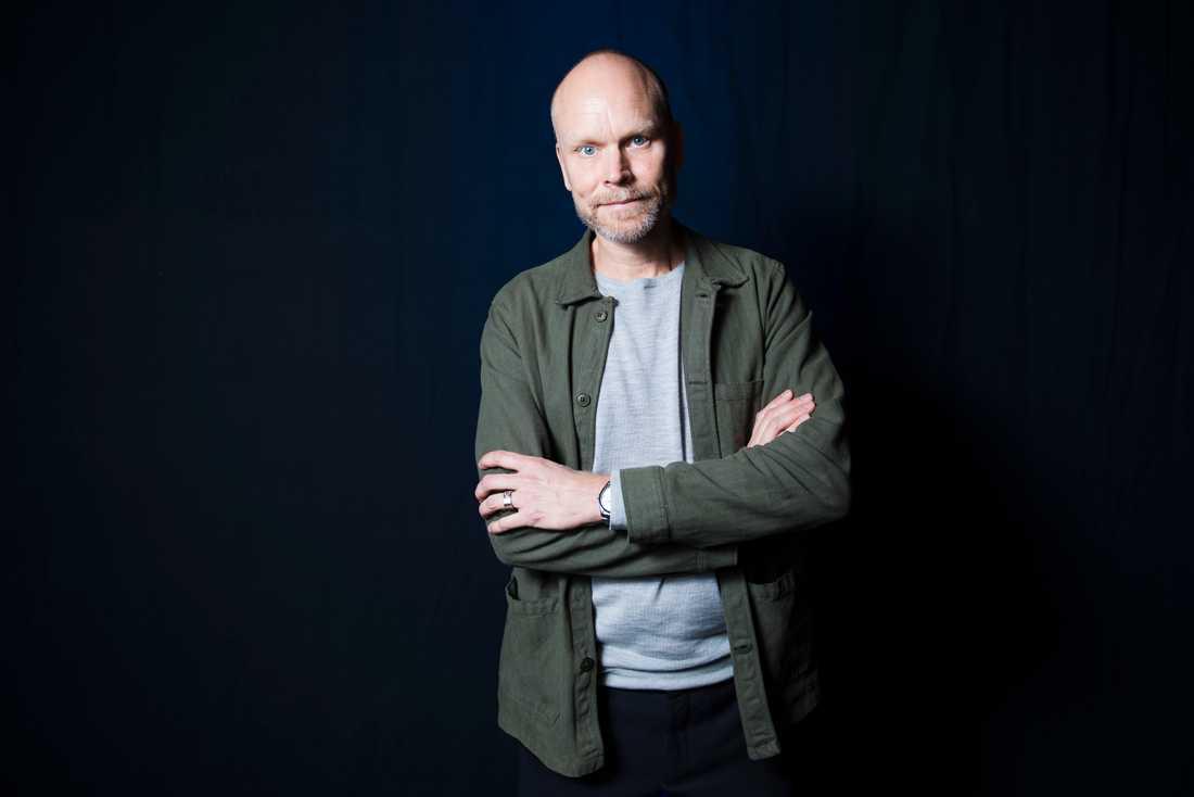 """Kristian Luuk leder två program i """"Karlavagnen sommarkväll"""" i juli. Arkivbild"""