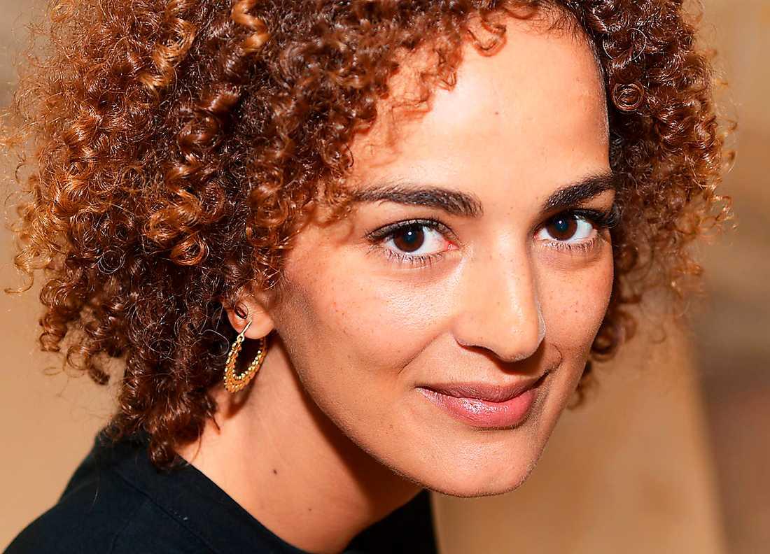 Leïla Slimani  (född 1981),  journalist och  författare.