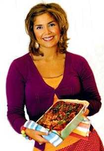 Leila Lindholm, prisbelönt kock, bjuder på lättlagade höjdare.