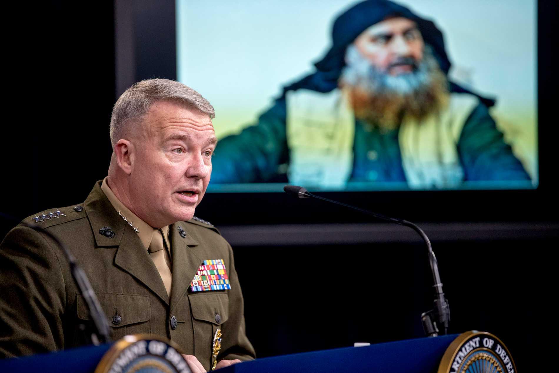 Källor: IS-ledarens identitet fastställd