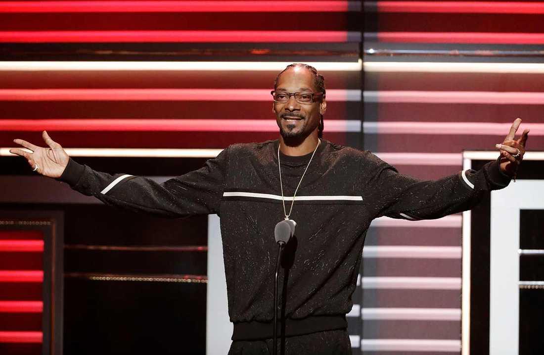 Snoop Dogg är inget fan av Donald Trump.
