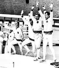 Fäktning 1976: OS-guld Fäktning 1976: OS-guld